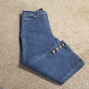 NYDJ Not Your Daughters Jeans Capris